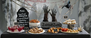 4 Insider Tips for a Killer Zombie Party